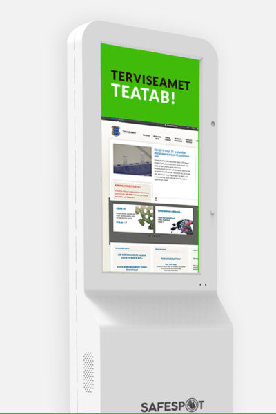 Safespot-nutika-digiekraaniga-katepuhastusjaam-terviseameti-teated-reaalajas